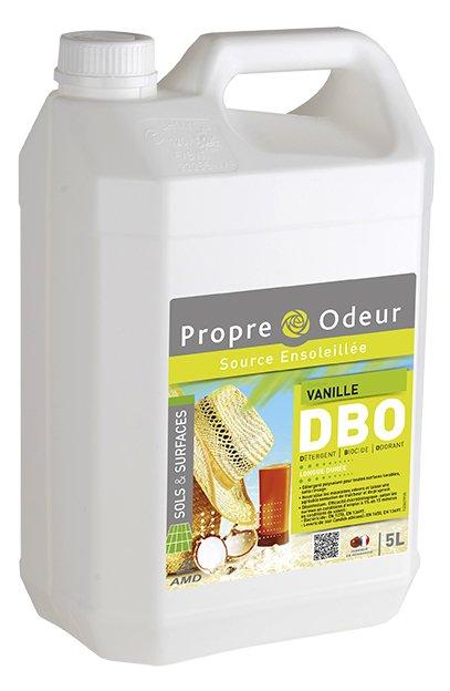 DBO Détergent Bactéricide Odorant VANILLE