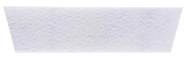 Semelle fibre pour balai velcro 60 cm