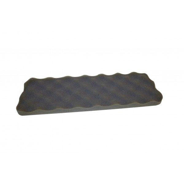 SEMELLE MOUSSE pour Balai Velcro 60 cm