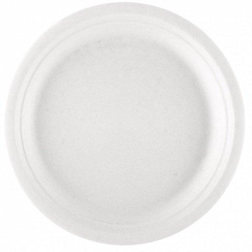 Assiette jetable BIONIC 23cm CANNE A SUCRE