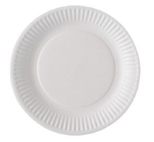 Assiette carton biodégradable 18 cm