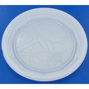 Assiette Plastique 22 cm