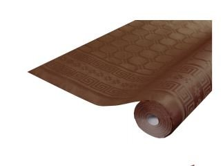 Rlx nappe papier Chocolat 25 x 1.18 m