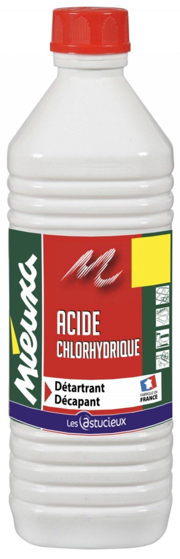 Acide Chlorhydrique 23%
