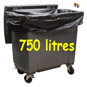 Housse container 750L