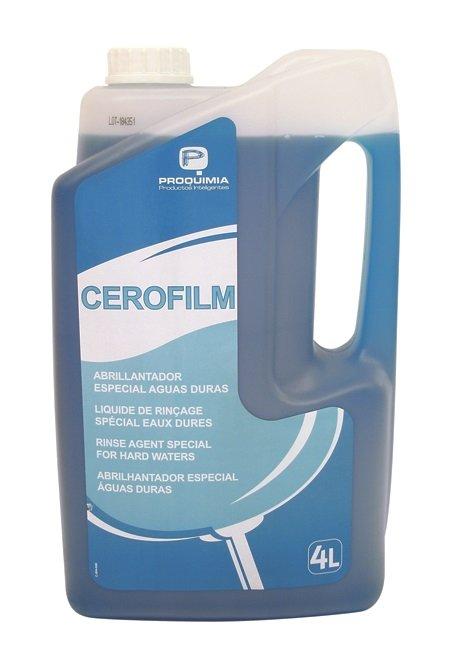 Cerofilm Liquide Rinçage Concentré en 4L
