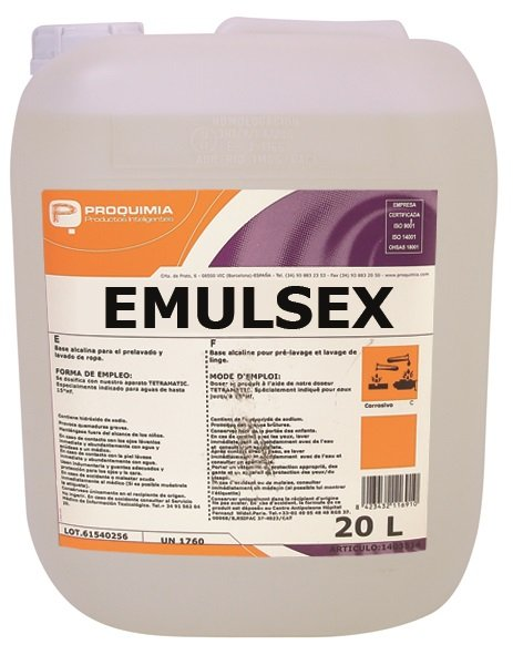 EMULSEX Additif Spécial Gras
