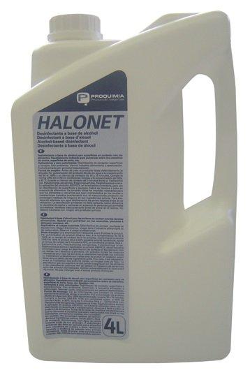 HALONET Nettoyant Bactéricide Chloré