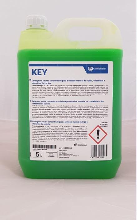 KEY Liquide Vaisselle Super Concentré