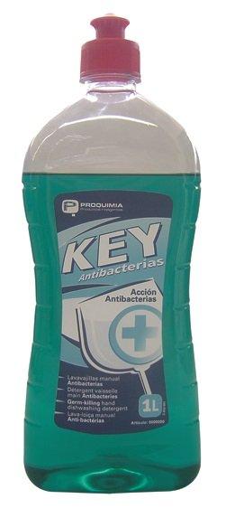 KEY Hygienisante Liquide Vaisselle Désinfectant