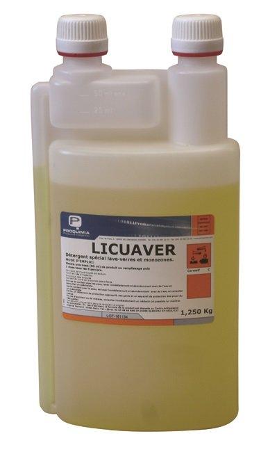LICUAVER Lavage Spécial lave-Verre