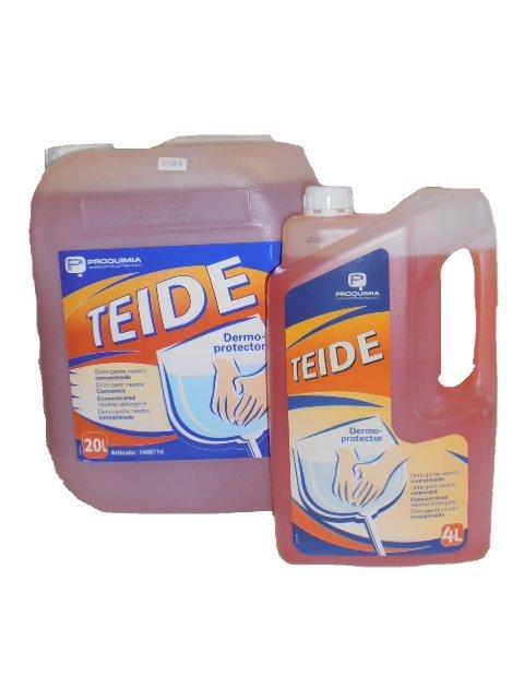 TEIDE Liquide Vaisselle Manuelle Concentré