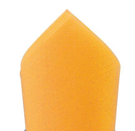 Serviette 38x38cm Mandarine