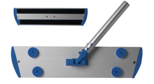 Support Balai Alu Velcro 40cm