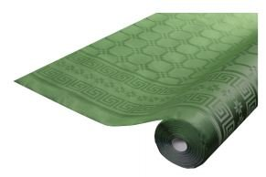 Rlx nappe papier Vert Sapin 25 x 1.18 M