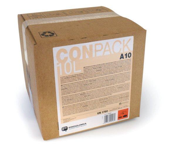 ECOCONPACK A10 Lavage Concentré Ecolabel