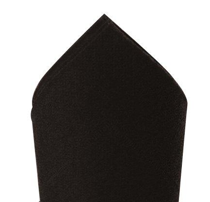 Serviette 38x38cm Noire