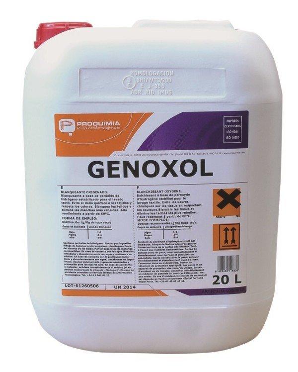 Genoxol Désinfectant à Base d'Oxygéne Actif