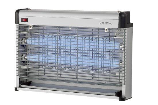 Destructeur d'insectes 2x15W JVD INOX