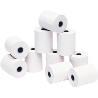 Bobines Papier Thermique CB 57x40x12 55 µ