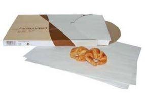 Feuille papier cuisson siliconé 60x40cm