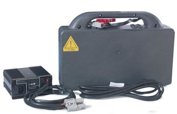 Batterie Valisette 24v 18ahr pour TTB1840 NUMATIC