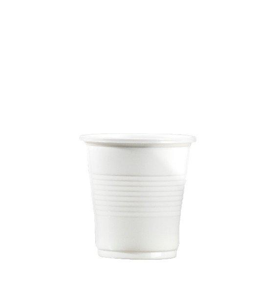 Gobelet blanc 10 cl