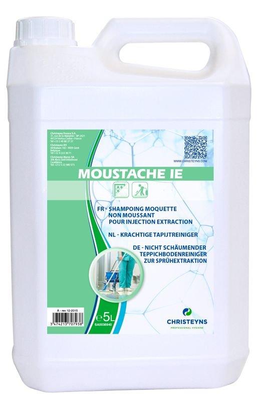 MOUSTACHE Produit Moquettes pour injecteur
