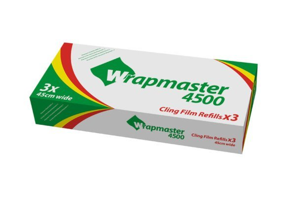 Film Alimentaire Wrapmaster 0.45x300 m