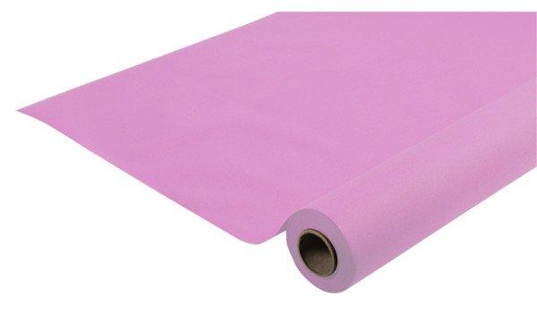 Rlx nappe AIRLAID 25 x 1.20 m ROSE BONBON