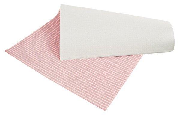 Feuille papier Boucher Rose 32x50cm