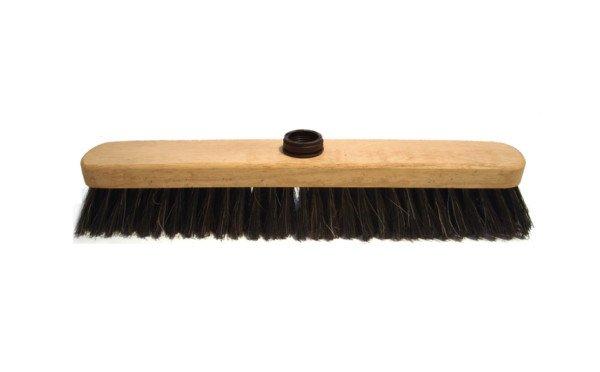 Balai Crin 37.5cm semelle bois