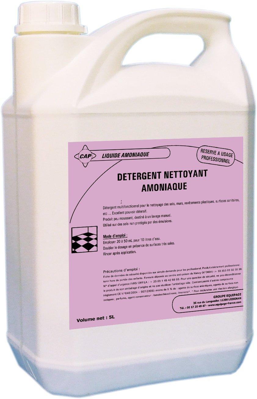 Détergent Ammoniaqué