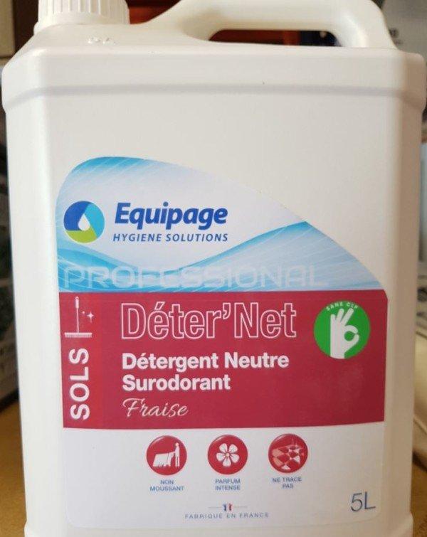 2D FRAISE Détergent Surodorant Neutre