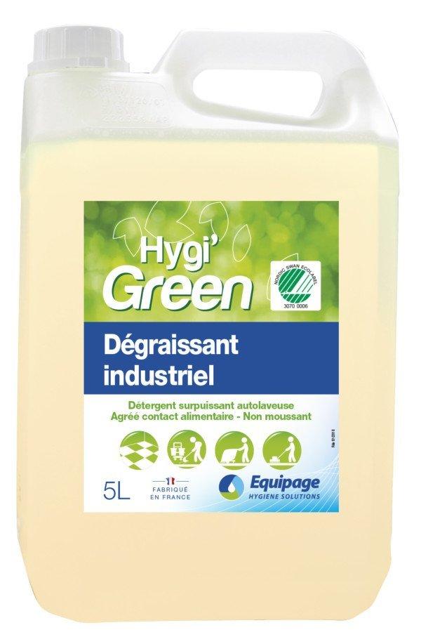 HYGI'GREEN Dégraissant Sol Industriel
