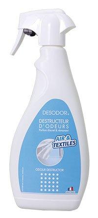 U2 Destructeur d'odeurs air et textiles