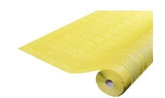 Rlx nappe papier Jaune  25 x 1.18 m