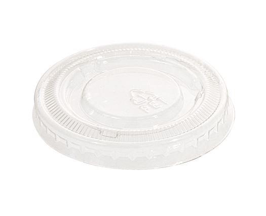 Couvercle Pot à sauce transparent - 30ml
