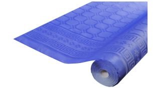 Rlx nappe papier Bleu vif  25 x 1.18 m