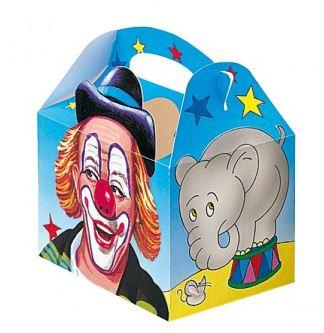 Boîte enfant modèle Cirque