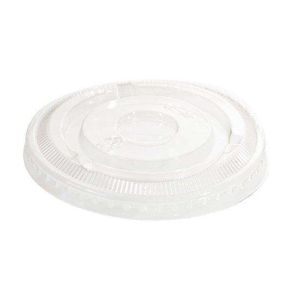 Couvercle Pot à sauce transparent - 60ml