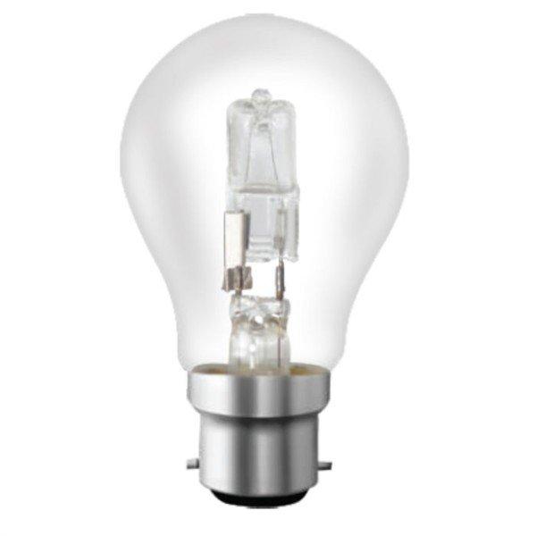 Ampoule Halogéne ECO 46W 240V B22