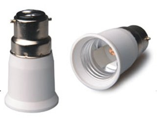 Adaptateur Lampe B22-E27 GM
