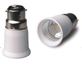 Adaptateur Lampe B22-E14 PM