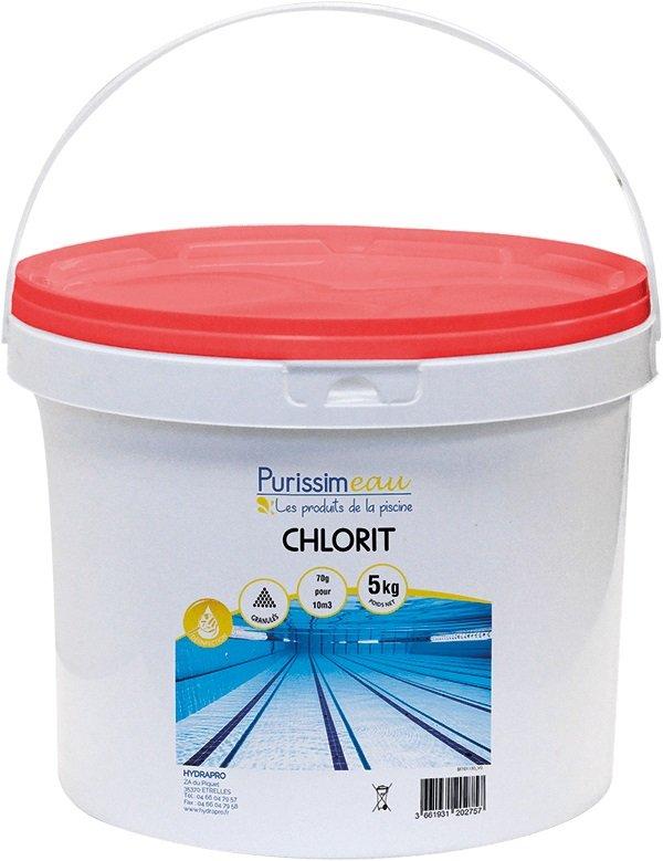 HYDRA CHLORIT Chlore choc poudre non stabilisé
