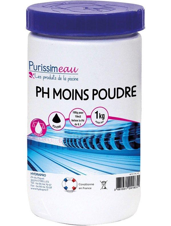 HYDRA PH MOINS poudre