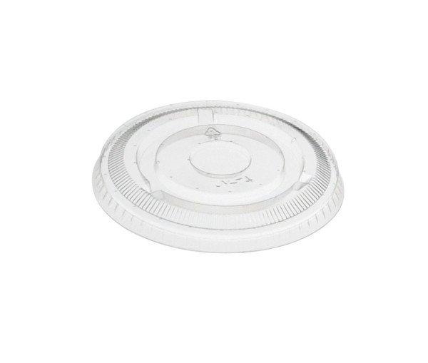 Couvercle Pot à sauce transparent - 100ml