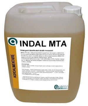 INDAL MTA  Détergent Désinfectant Moussant