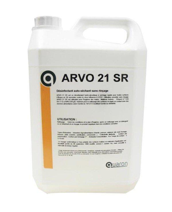 ARVO 21 RC NF Détergent Désinfectant Neutre