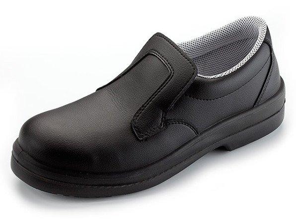 Chaussure sécurité Agro-Alimentaire Noire-la paire